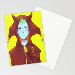 Demon Boy Stationery Cards