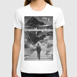 Black & White Collection -- Wandering T-shirt