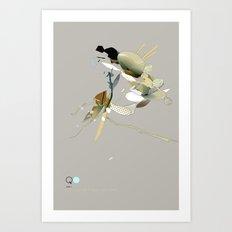 IZN Art Print