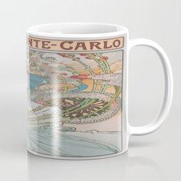 Vintage poster - Monte Carlo Coffee Mug