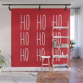 Ho Ho Ho Wall Mural
