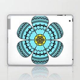 Hippie Geometric Flower Laptop & iPad Skin