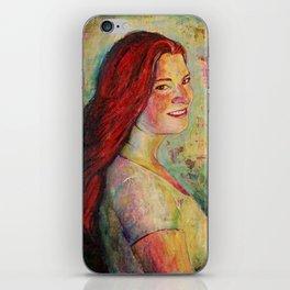 Mary #2 iPhone Skin