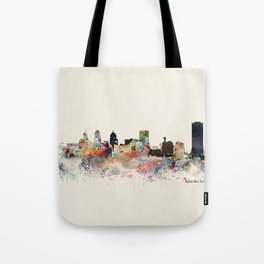 buffalo city new york Tote Bag