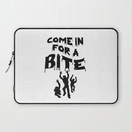 Zombie Halloween Laptop Sleeve