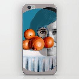 The ORANGEGIRL iPhone Skin