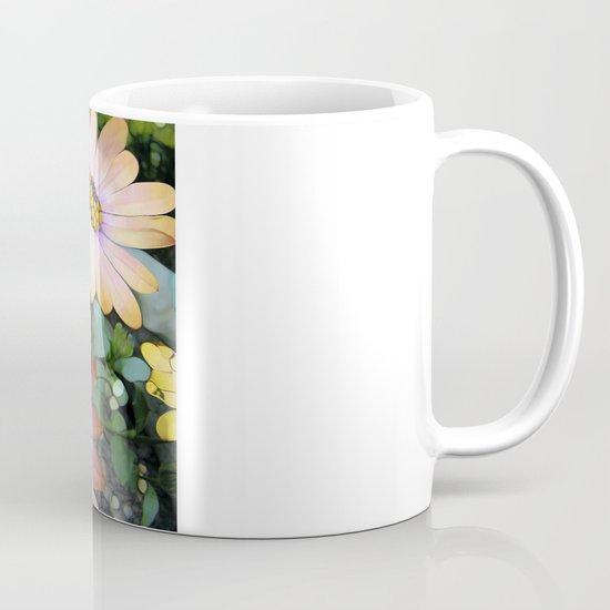 Glowing Gerbera's Coffee Mug