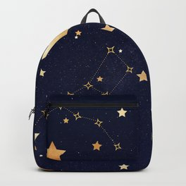 Galaxy of Stars Midnight Blue Backpack