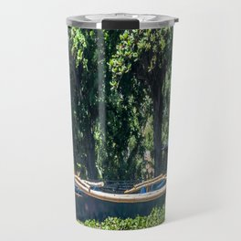 Blue Filipino Kayak Travel Mug