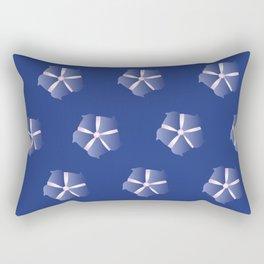 Indigo Moon Rectangular Pillow