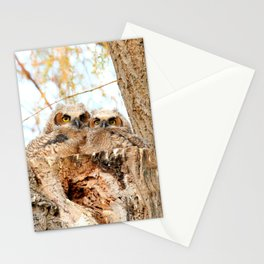 Two peas in a pod Stationery Cards