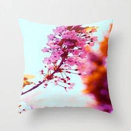 Spring Sweetness Throw Pillow
