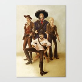 Indio & co. Canvas Print