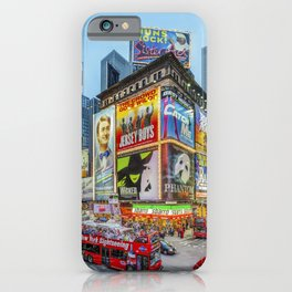 Times Square III Special Edition I iPhone Case