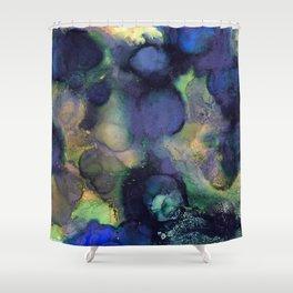 Indigo Dream Shower Curtain