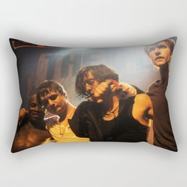 The Libertines - Brothers In Arms Rectangular Pillow
