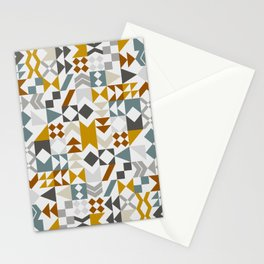 Mid West Geometric 06 Stationery Cards
