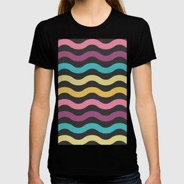Rainbow Waves T-shirt