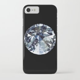 Diamond is Forever iPhone Case