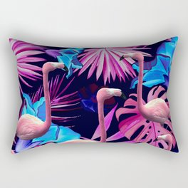 Flamingo tropfest Rectangular Pillow