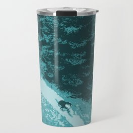 Two bikers Travel Mug
