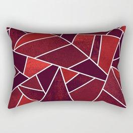 Cozy Christmas Rectangular Pillow