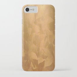 Brushed Copper Metallic - Beautiful - Rustic Glam - Fancy Faux Finishes - Metallic Paint iPhone Case