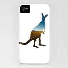 kangaroooo Slim Case iPhone (4, 4s)