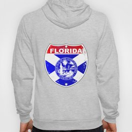 Florida Interstate Sign Hoody