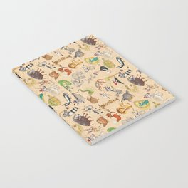 ABC Animals Notebook