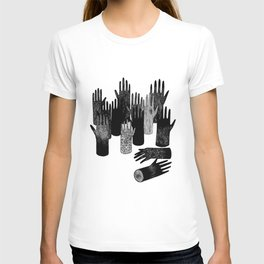 The Forest of Hands T-shirt