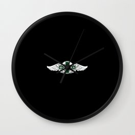 Morgan Motor Car Company Wall Clock
