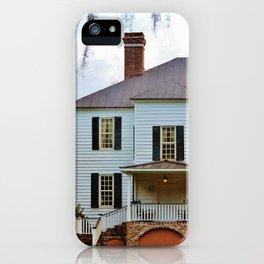 Hopsewee Plantation iPhone Case