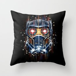 STARLORD Throw Pillow