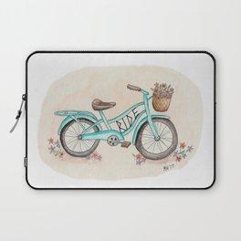 Bicycle Laptop Sleeve