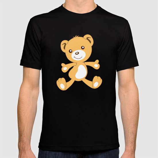 Parachuting Bear 2 T-shirt