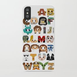 ABC3PO iPhone Case