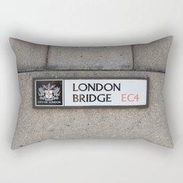 Is Falling Down Rectangular Pillow