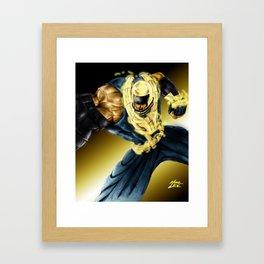 Baler 2 Framed Art Print