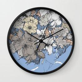 INSIGHT BLOOM Wall Clock