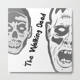 walkers Metal Print