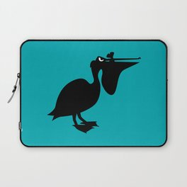 Angry Animals: Pelican Laptop Sleeve