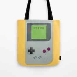 Retro Gameboy Tote Bag