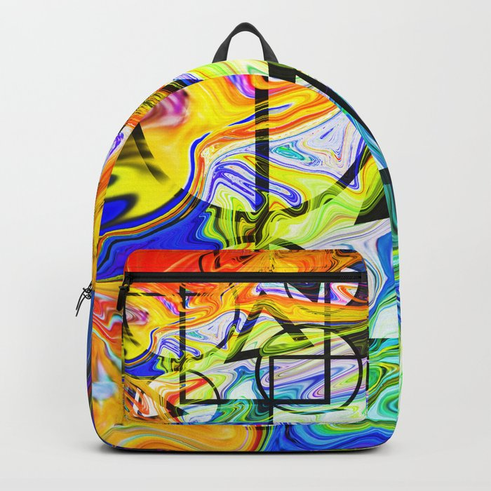 So Much On My Mind Backpack