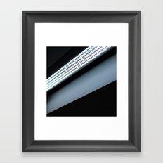 :: light squares :: Framed Art Print