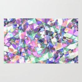 Lazer Diamond Rug