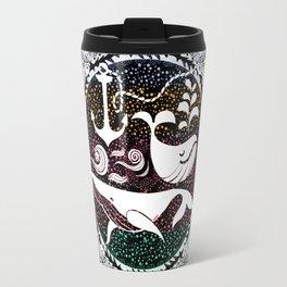 Ocean Galaxy Travel Mug