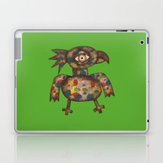 The Green Parrot Laptop & iPad Skin