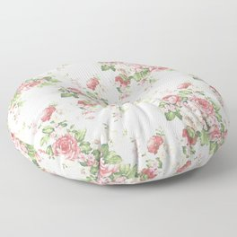 SOUTHERN BELLE FLORAL  Floor Pillow
