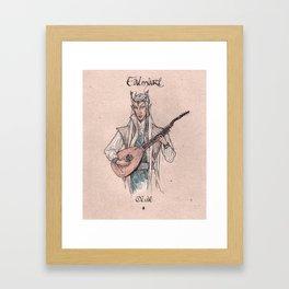 Falmari - Olwe Framed Art Print